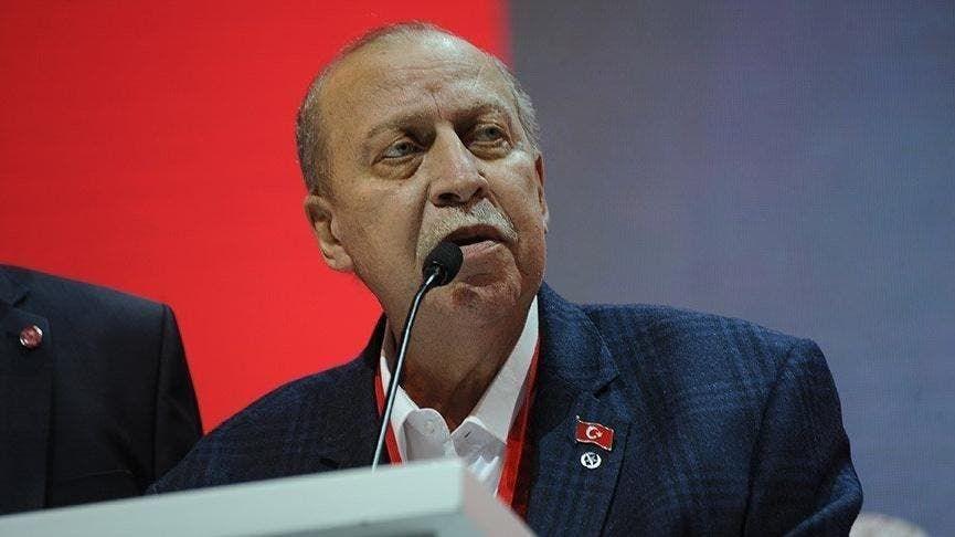 وزير العمل والشؤون الاجتماعية السابق ياشار أوكويان.