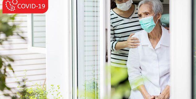 الخرف و فيروس كورونا