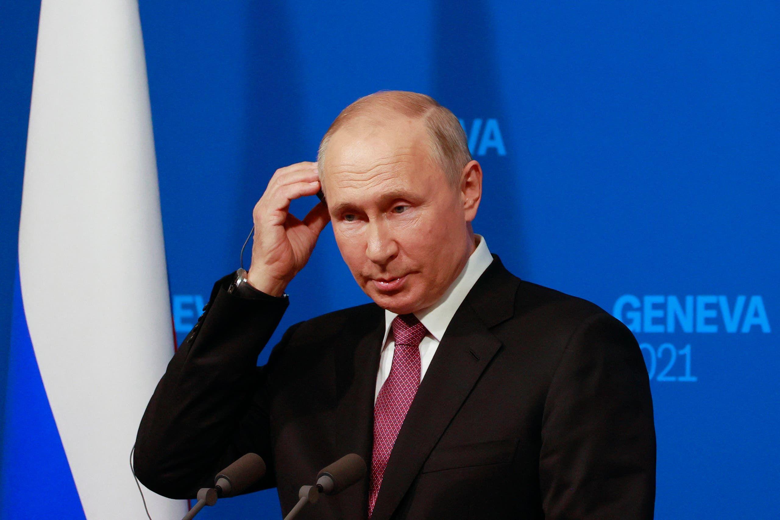 الرئيس الروسي (أرشيفية)