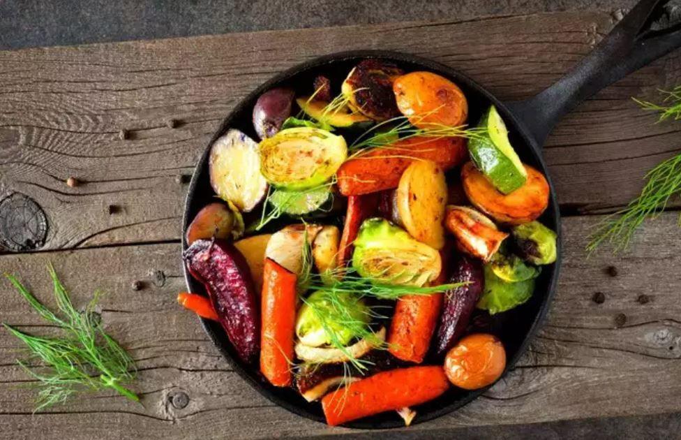 فوائد النظام الغذائى النباتى
