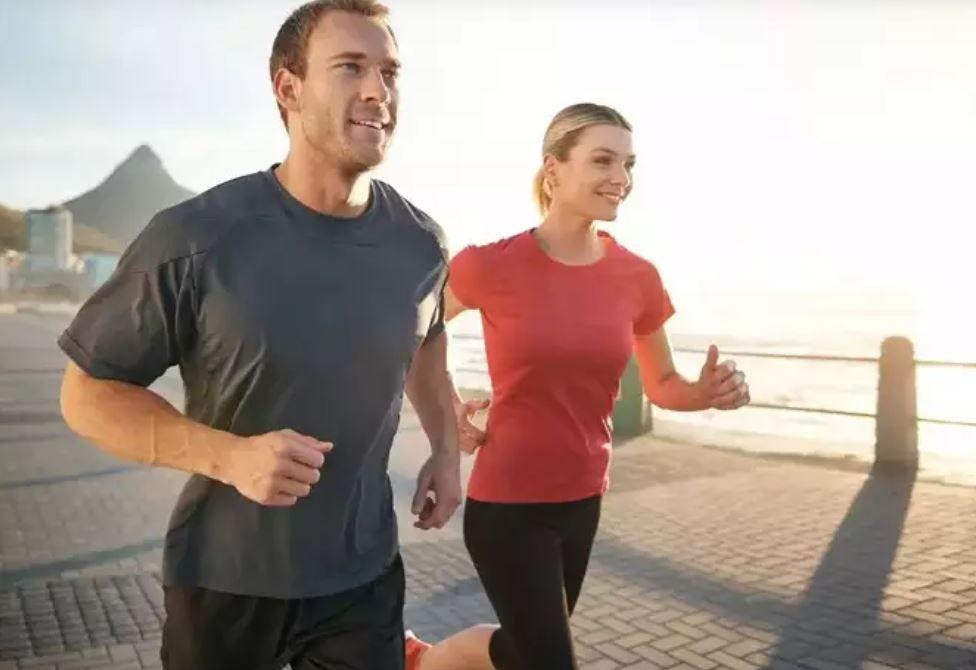 النشاط البدنى