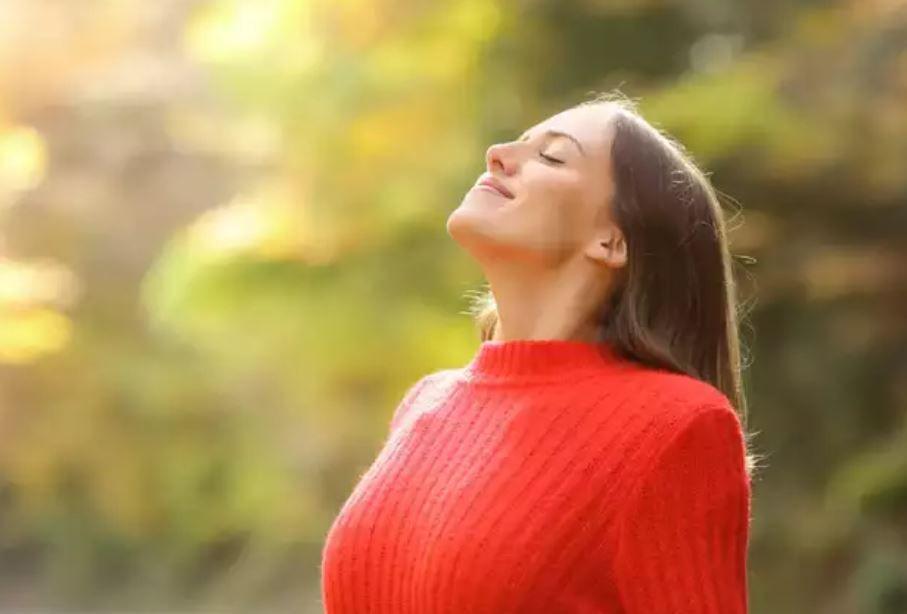 التنفس الصحى عن طريق الانف