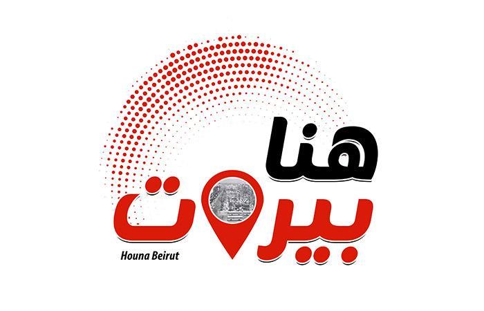 اصابة شخص بجروح اثر انقلاب شاحنة في برجا (صور)