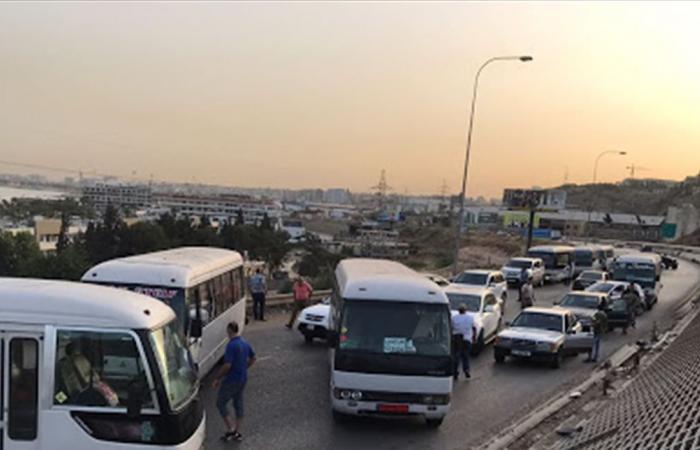 اتحادات النقل البري: للتعويض على السائقين العموميين وإلا التصعيد
