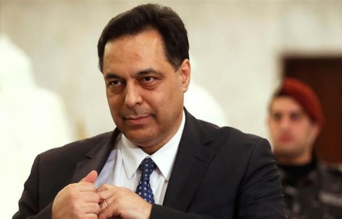 دياب: اللبنانيون أقوى في التحديات وسينتصرون حتماً على الأزمات المتراكمة