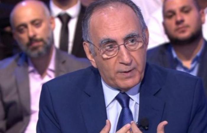 نحاس معايداً: على امل ان نرى لبنان يبدأ مسيرة النهوض