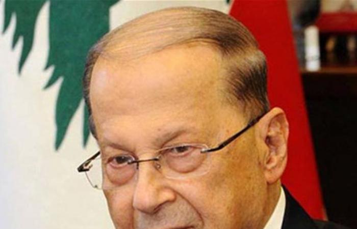 عون: لا تراجع عن مكافحة الفساد