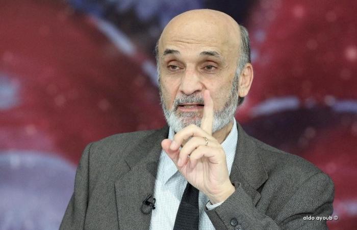 جعجع: لا يموت وطن يحتضن شهداءه