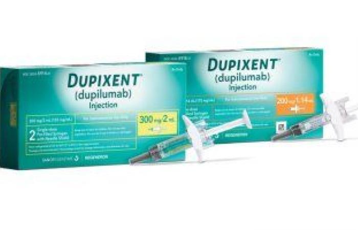 """شركة سانوفى مصر تحصل على موافقة الهيئة المصرية للدواء لتسجيل عقار """" دوبيكسنت"""" Dupixent® (dupilumab)"""