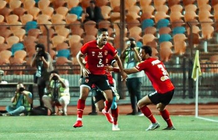 ثنائية محمد شريف تمنح الأهلي الفوز على الزمالك