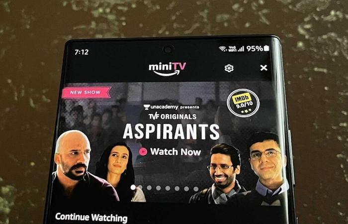 أمازون أطلقت خدمة بث فيديو مجانية أخرى