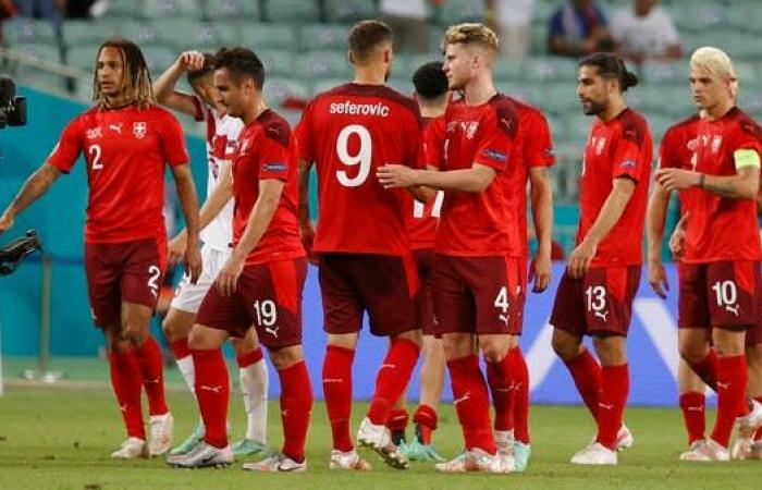 سويسرا ترسل تركيا خارج كأس أوروبا
