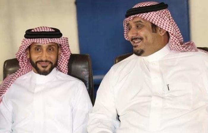 الجابر يعتذر لنواف بن سعد بعد الحكم في قضية الـ170 مليوناً