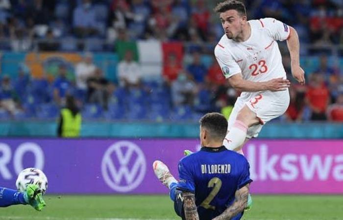 دي لورينزو محذراً النمسا: نحن إيطاليا.. ندخل الملعب للفوز
