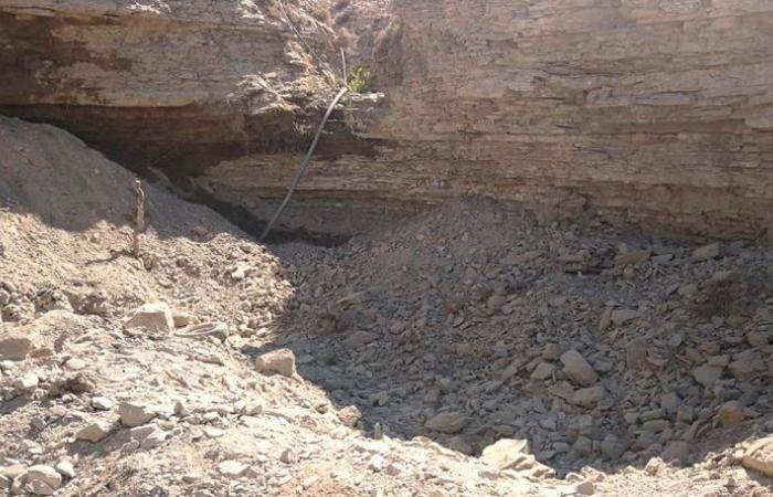 بلدية لحفد: الصاروخ الإسرائيلي انفجر بين المنازل السكنية