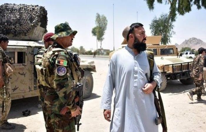 طالبان: سيطرناعلى 90% من الحدود الأفغانية