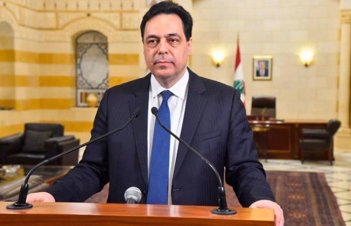 دياب: لا عدالة حقيقية في لبنان إذا لم تتحقّق في انفجار المرفأ