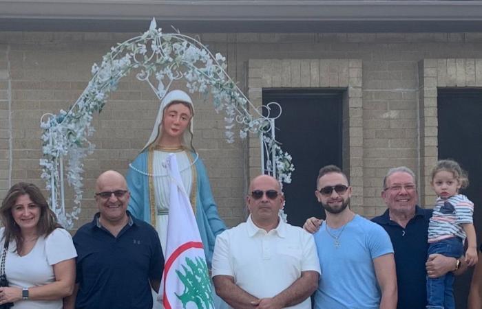 """قداس على نية شهداء المقاومة اللبنانية لـ""""القوات"""" – تكساس"""