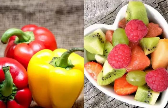 قواعد الأكل النظيف .. الحد من اللحوم الحمراء وتناول الحبوب والفاكهة