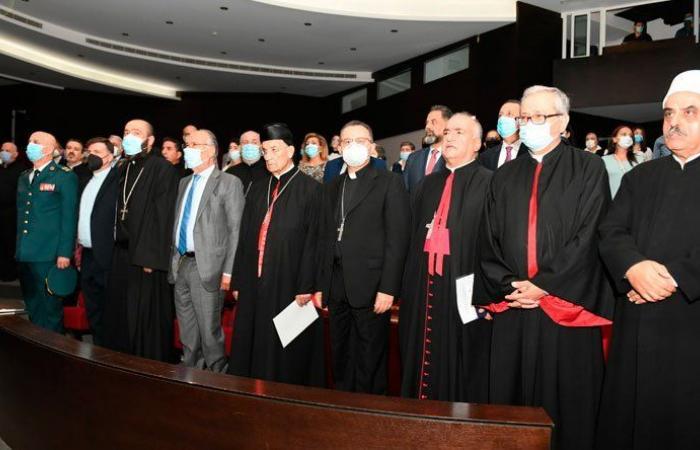 الحلبي في افتتاح مؤتمر المدارس الكاثوليكية: لنتعاون بهدف انقاذ العام الدراسي