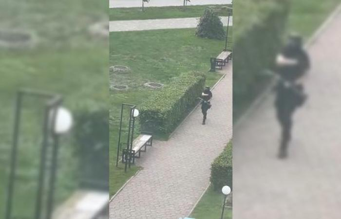 فيديو.. مقتل 8 وإصابة 6 في حادثة إطلاق نار بجامعة روسية
