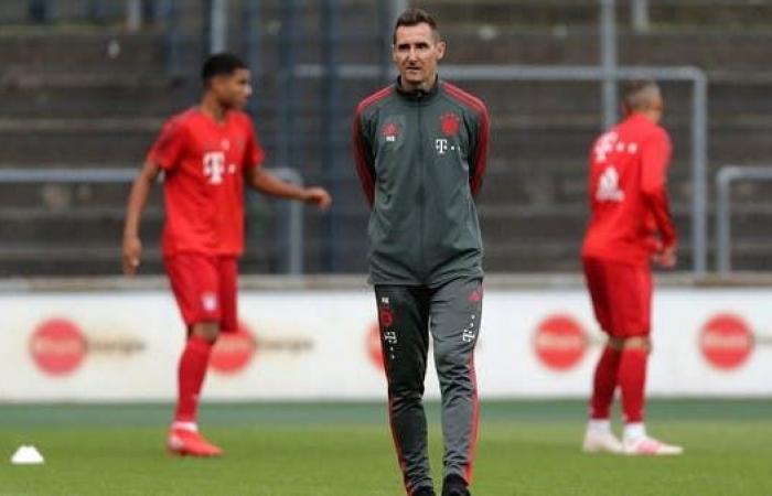 كلوزه مرشح لتدريب منتخب ألمانيا تحت 21 عاماً