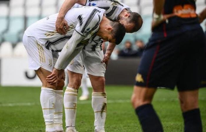 رحيل رونالدو يلقي بظلاله على نتائج يوفنتوس