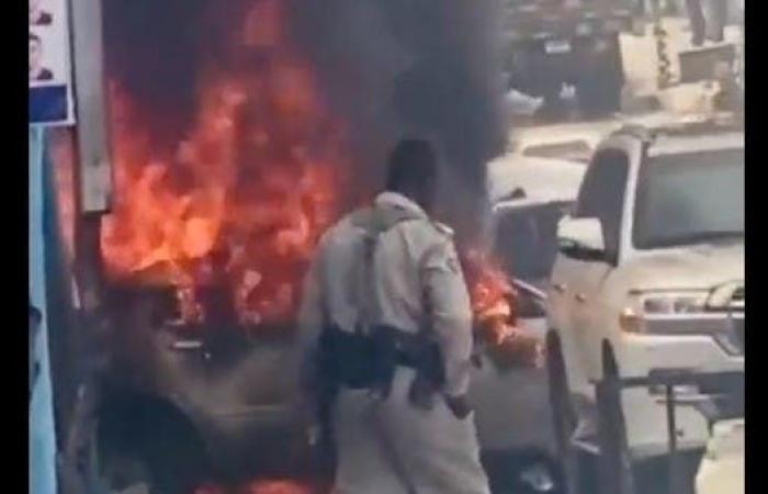 """انفجار تبنته """"الشباب"""" قرب القصر الرئاسي بمقديشو.. وسقوط ضحايا"""