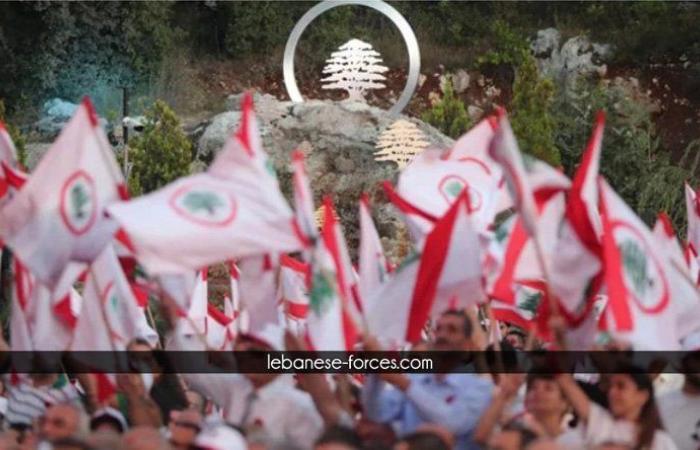 """""""القوات"""": الاكثرية النيابية تذهب الى الانتخابات مكرهة لا بطلة"""