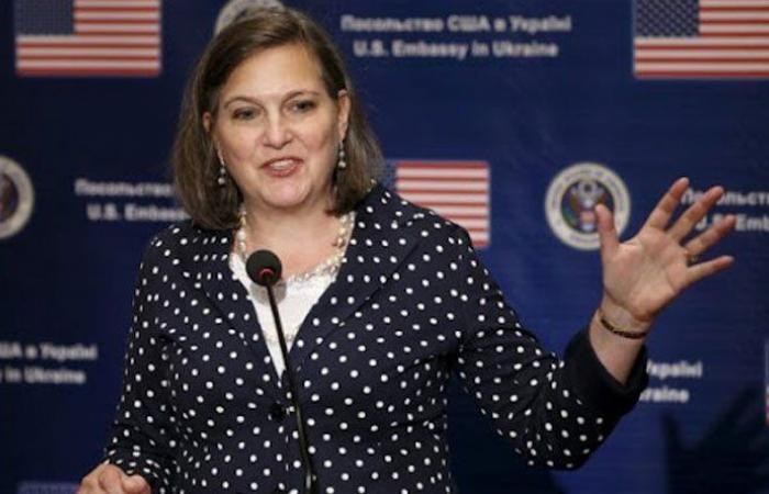 نائبة وزير الخارجية الأميركية في بيروت