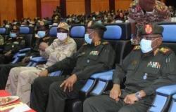 البرهان: القوات المسلحة والدعم السريع على قلب رجل واحد