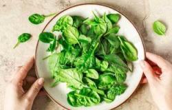 السبانخ أفضل الأطعمة لدعم صحة القلب والدماغ والجهاز المناعى